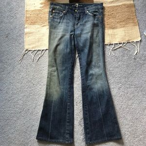 7 For All Mankind Jeans - 7 for all Mankind jeans sz 26